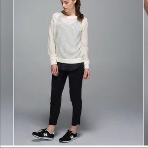 Lululemon straight to class pants